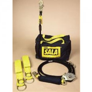 DBI/SALA  Sayfline  Horizontal Lifeline System With Rope Lifeline