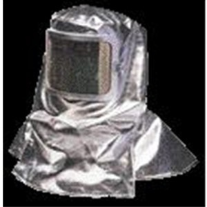 National Safety Apparel Aluminized Thermobest Flame Resistant Hood