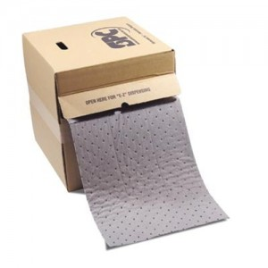 Sorbent Products 3-Ply Heavy Weight Traffic Roll
