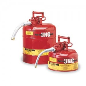 Justrite  UNO  Type II Safety Can For Flammables