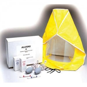 Allegro Industries Bitrex Fit Test Kit