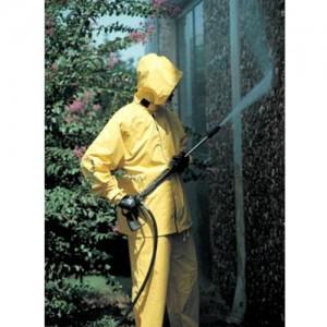 River City Rainwear Hydroblast Neoprene Nylon Chemical Protection Suit