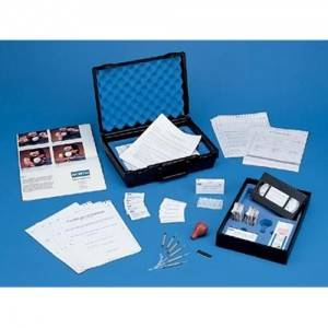 North Safety Respirator  Qualitative Fit Test Kit Irritant Smoke
