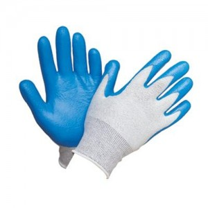 Pure Fit 13-Cut Polyethylene Cut Resistant Gloves with Nitrile Coating