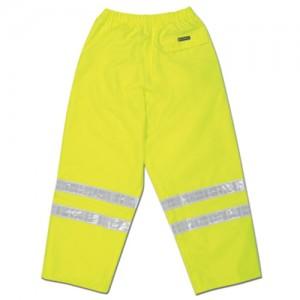 River City Rainwear Hi-Viz Luminator PRO Class III Rain Pants