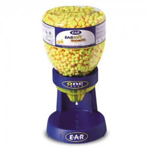AOSafety  E-A-Rsoft  SuperFit One Touch Earplugs Dispenser Refill