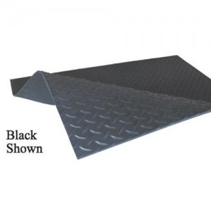 Notrax  Diamond Plate Switchboard Matting Non-Conductive Floor Mat