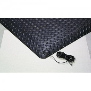 Superior Notrax  Diamond Stat  Anti-Static Floor Mat