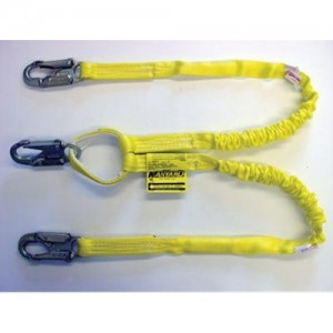 Miller  Two-Legged Manyard  Shock-Absorbing Lanyard