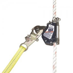 DBI/SALA Hands Free Mobile Rope Grab - 5/8