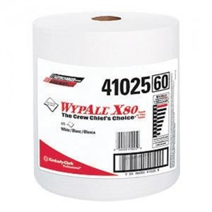 Kimberly-Clark  WYPALL  X80 SHOPPRO  Jumbo Roll Shop Towels