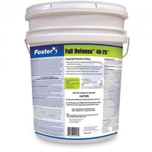 Foster Products 40-25 Full Defense Fungicidal Protective Coating