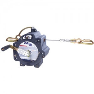 DBI/SALA EZ-Line Retractable Horizontal Lifeline System