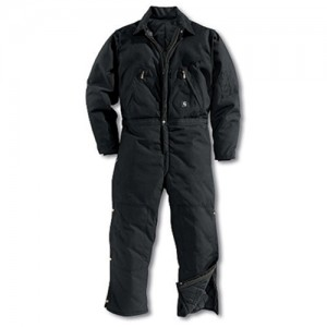 Carhartt Quilt Lined Cordura Nylon Extremes Zip-Front Coverall