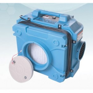 Dri-Eaz DefendAir HEPA 500 Portable Air Scrubber Negative Air Machine