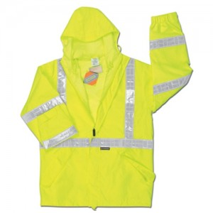 River City Rainwear Hi-Viz Luminator PRO Rain Jacket