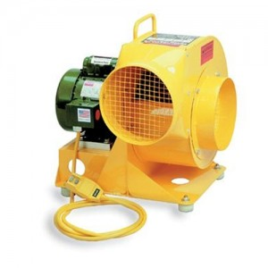 Air Systems Blower Pre-Wired 1-Speed Electrical Motor 3/4 Horsepower