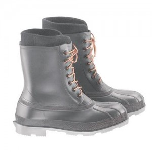 Bata Onguard Wolf Pac Steel Toe PVC/Polyblend Boots With Cleated Sole