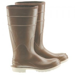 Bata Onguard Polymax  Steel Toe Kneeboots With Ultragrip  Sipe Sole