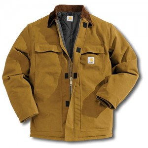 Carhartt  Quilt Lined Cotton Arctic Traditional Coat