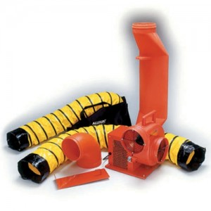 Allegro Industries Gas Blower System