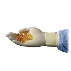 Ansell AccuTech Ultra-Clean Latex Powder-Free Disposable Gloves