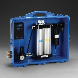3M Portable Air Purification Panel With CO Filtration And Monitor