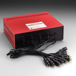 3M Smart Battery Charger 10-Unit 520-01-61