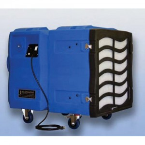 Abatement Technologies BULLDOG BD2KL Negative Air Machine