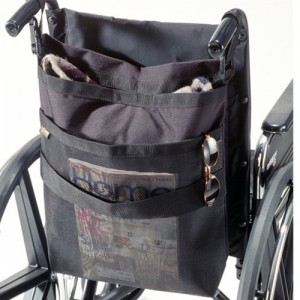 EZ Access Wheelchair Back Tote Bag
