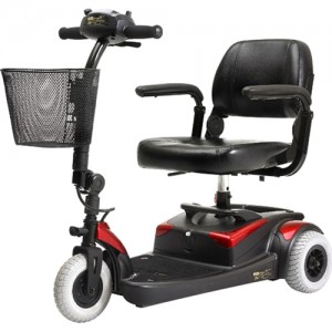 BUZZaround Lite 3 Wheel Scooter