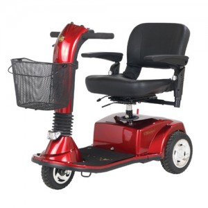 Golden Technologies Companion 3 Wheel Scooter GC240
