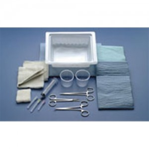 ER Laceration Tray Case