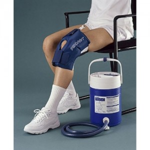 Aircast Cryo Cuff Knee System with Cooler