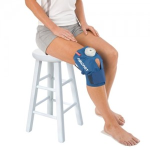 Aircast Cryo Cuff Knee Self Contained System