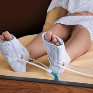 Aircast VenaFlow Disposable Foot Cuffs