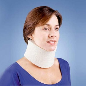 FLA Orthopedics Foam Cervical Collar