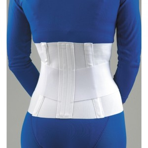 Sacral Lumbar Support with Abdominal Belt