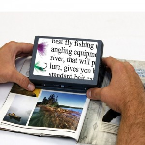 Amigo Portable Video Magnifier