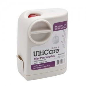 UltiMed UltiGuard Diabetic Pen Needles