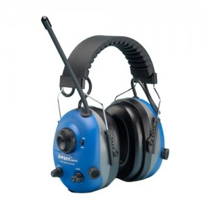Elvex Aware Noise Filtering AM FM Radio Earmuffs