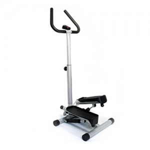 Sunny Twist Stepper Workout Machine with Handlebar