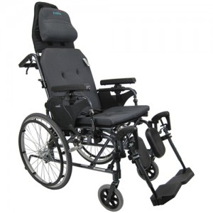 Karman Healthcare MVP-502 Ergonomic Reclining Wheelchair