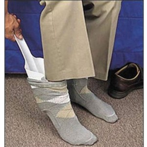 Foot Socker Sock Aid