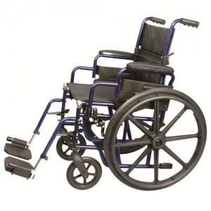 Carex Portable Manual Wheelchair