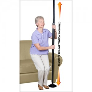 Standers Security Pole