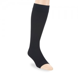 Jobst For Men Open Toe Knee-High 20-30mmHg