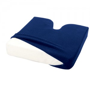 Carex Memory Foam Coccyx Cushion