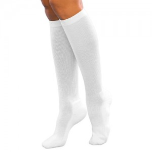 Sigvaris Cushioned Cotton Knee Highs 15-20mmHg