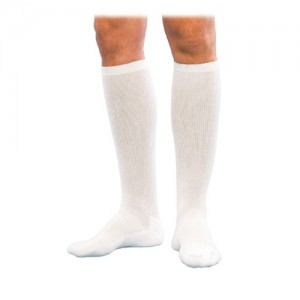 Sigvaris Mens Cushioned Cotton Support Therapy Socks 15-20mmHg